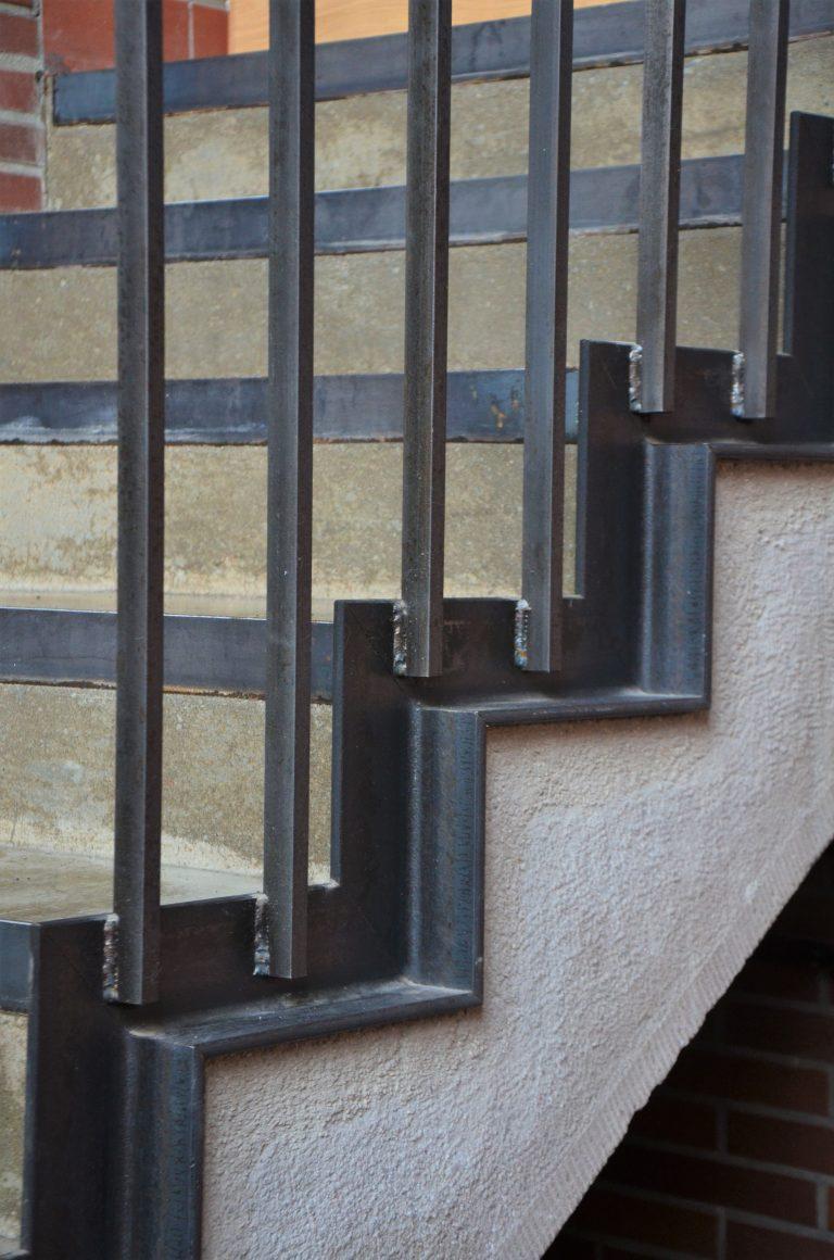 Detail Ansicht Zeche Zollverein