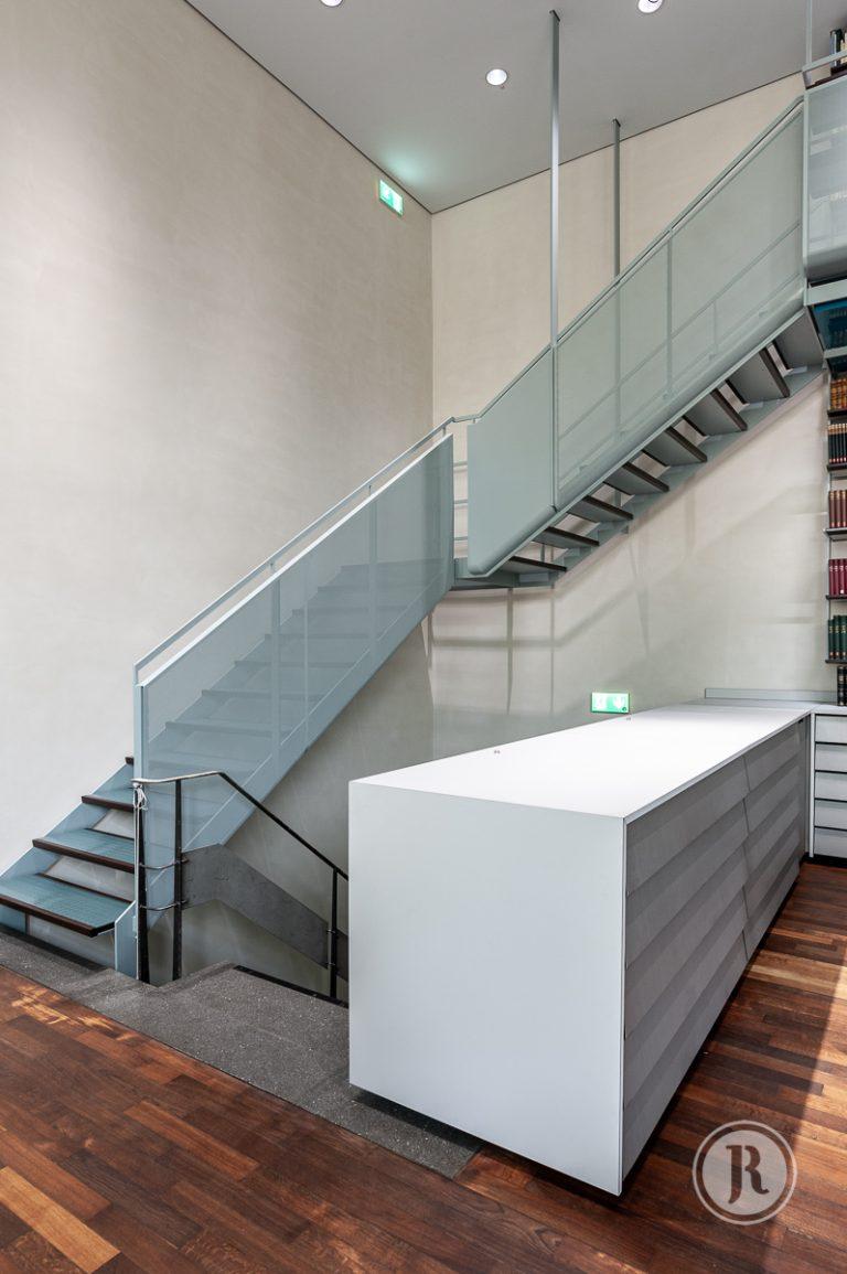 Treppen Städel Museum