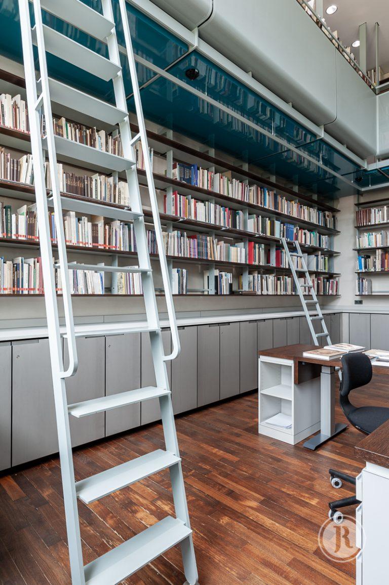 Leiter Regale Städel Museum